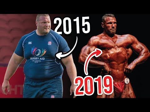 World's Strongest Bodybuilder? Terry Hollands' AMAZING Transformation!