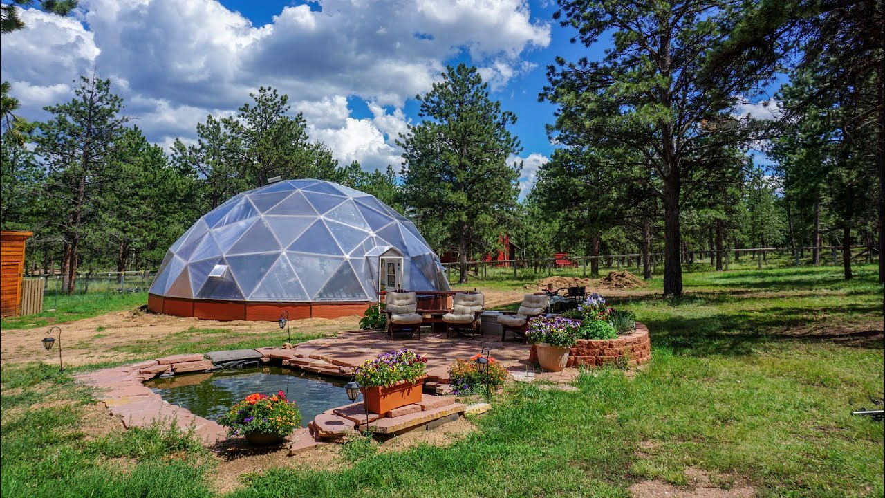 Revolutionizing the Greenhouse Industry: The Growing Dome