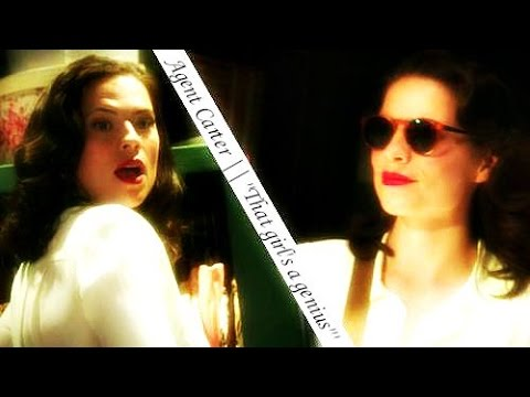 Agent Carter || ''That girl's a genius''' [1x02]