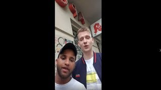 Twizzy & KuchenTV mit schweren Vorwürfen gegen TANZVERBOT