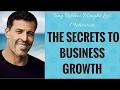 Tony Robbins Motivation - The Secrets to Business Growth | Tony Robbins Best Ever Speech