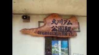 大川ダム公園駅(会津鉄道)