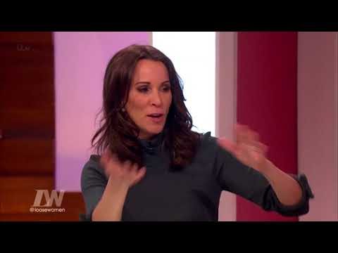 Andrea Lays Down Some Weather Knowledge | Loose Women