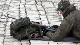 Соединения ВВО пополнят более сотни снайперов