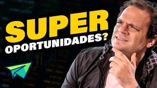 ITSA4, TAEE11, FBOK34 | Oportunidades na Bolsa no Brasil e no Exterior?