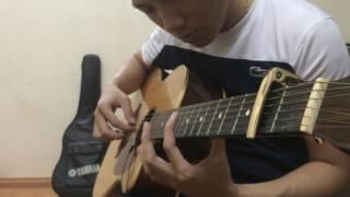 Ta Hứa Sẽ Nhận Ra - Lê Cát Trọng Lý (Guitar Solo)