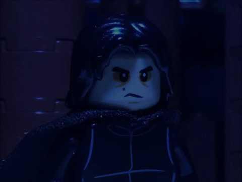 LEGO Star Wars: The Force Awakens Duel on Starkiller Base Clip