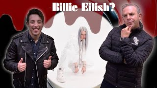 Billie Eilish and the No Time To Die Song!