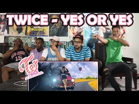 "TWICE ""YES Or YES"" M/V REACTION/REVIEW"