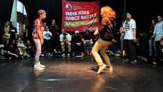 Урок современного танца для детей