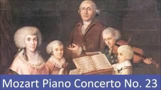 mozart piano concerto no 23 in a major kv 488 complete