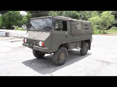 1975 Steyr-Puch Pinzgauer for sale