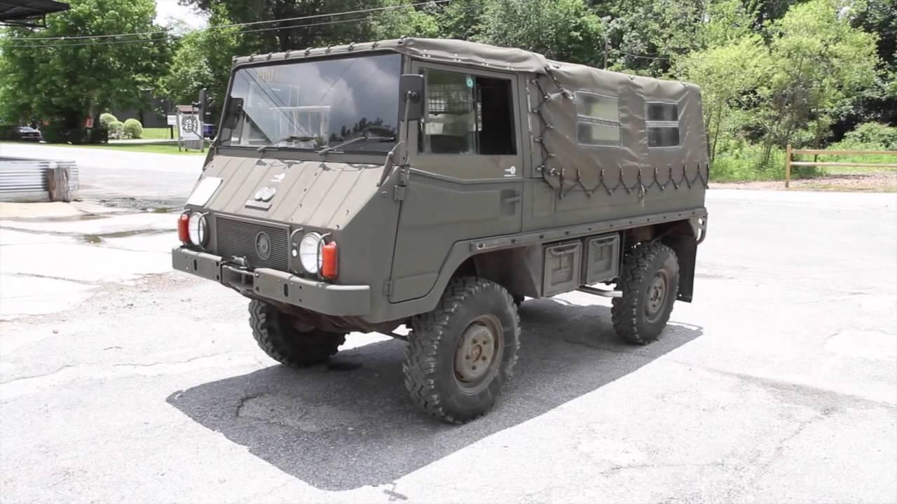 1975 Steyr-Puch Pinzgauer for sale