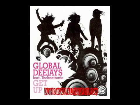 Global deejays feat. Technotronic get up (2007) [vob, dvd, clean.