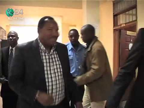 Ferdinand Waititu Appointed Athi Water Services Board Chairman