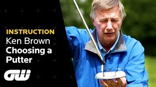 How to Choose the Right Putter for You Ken Brown Putting Tips Golfing World