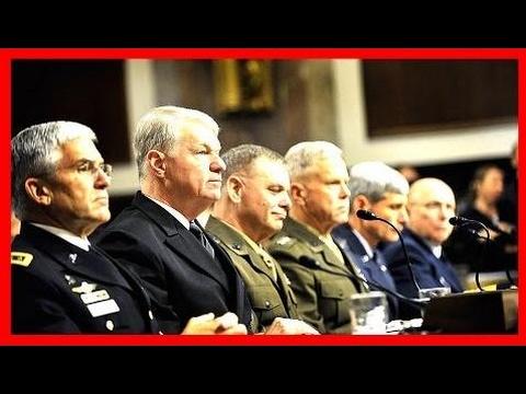WATCH: Trump Russia, Cyber Attack, North Korea Defense Dept Nominees Testify Armed Services Hearing