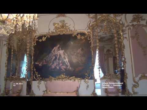 Neues Palais - Sanssouci  - Potsdam