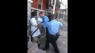 philly cops allegedly caught on video planting a gun in guy s car