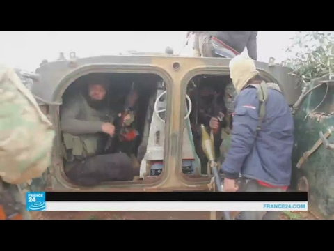 هجوم لتنظيم -الدولة الإسلامية- على قرى في حماة