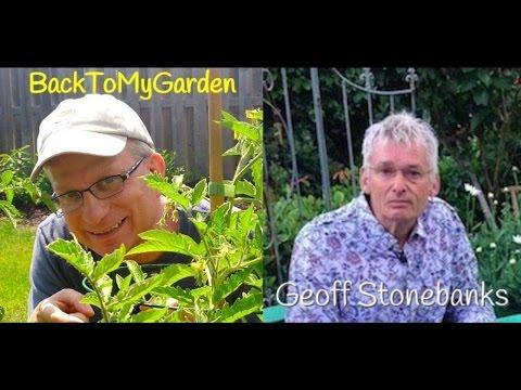 Seaside Gardening on Chalk with Geoff Stonebanks
