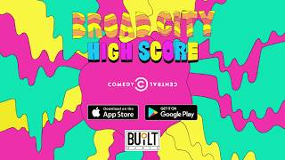 BROAD CITY: HIGH SCORE - Best 10s video game trailer, ever!