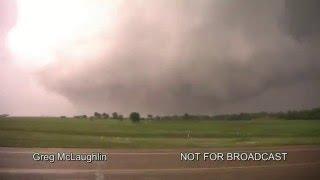 Sulpher, OK Tornado May 9, 2016
