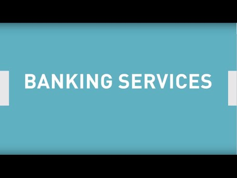 Banking Services for Students