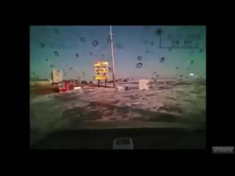 Tsunami in Asahi, Chiba Prefecture, Japan (2)