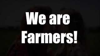 Repeat youtube video Three Loco feat. DIPLO - WE ARE FARMERS (lyrics)