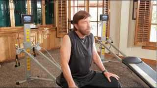 Chuck Norris talks about the UFC - 2012