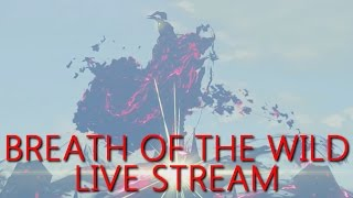 Breath of The Wild Live Steam - The Master Sword & Calamity Ganon thumbnail