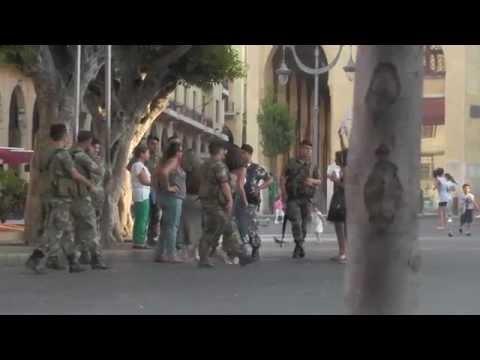الحراك المدني للمحاسبة: تحرّك في ساحة النجمة رفضاً لتمديد ولاية مجلس النواب جوبه بالمنع