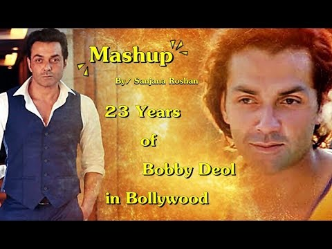 23Years of Bobby Deol in Bollywood - Mashup