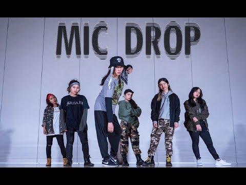 [APRICITY] BTS - Mic drop Steve Aoki MAMA Remix Dance Cover (Girl Ver.)