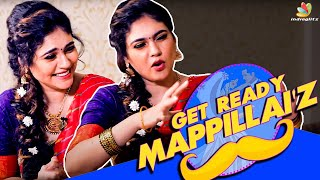 Are You Sherin's Mappillai? | Interview | Get Ready Mappillai'z | Wedding Conversation