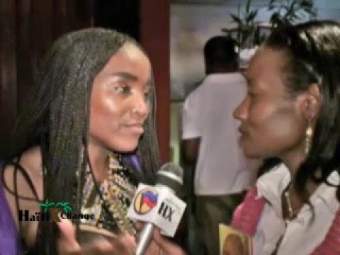 Emeline Michel Interview at Solomon's Porch
