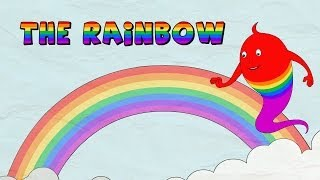 How is a Rainbow formed - The Rainbow - Lesson for kids