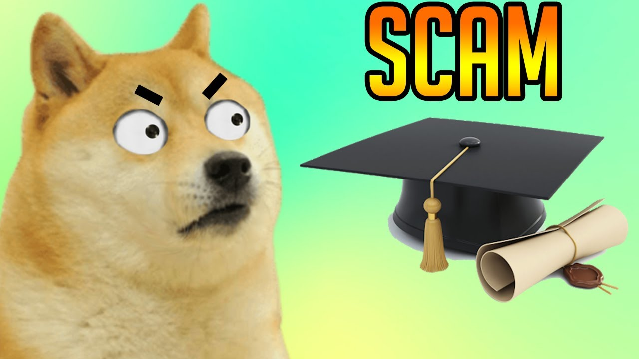 Why College is a SCAM