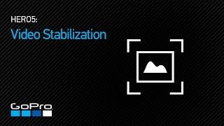 GoPro: HERO5 - Video Stabilization