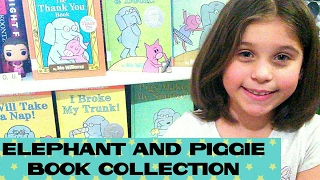 ELEPHANT AND PIGGIE BOOK COLLECTION | KID BOOKTUBER