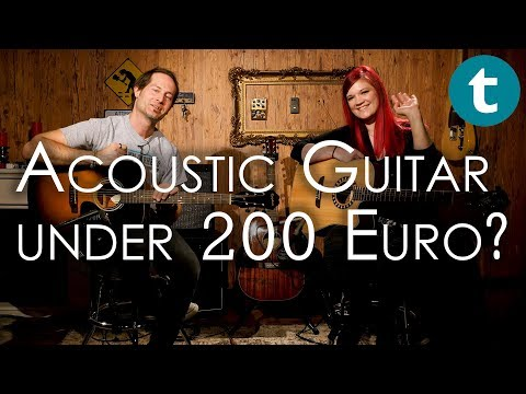 Top 3 | Acoustic Guitars for beginners | with Jennifer James