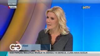 Yazar-şair Ataol Behramoğlu Gece Gündüz'de.