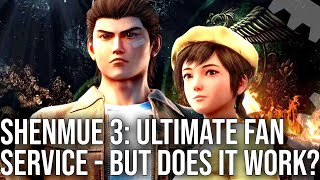 Shenmue 3: The Digital Foundry Tech Review - A Quality Sequel To A Timeless Classic?