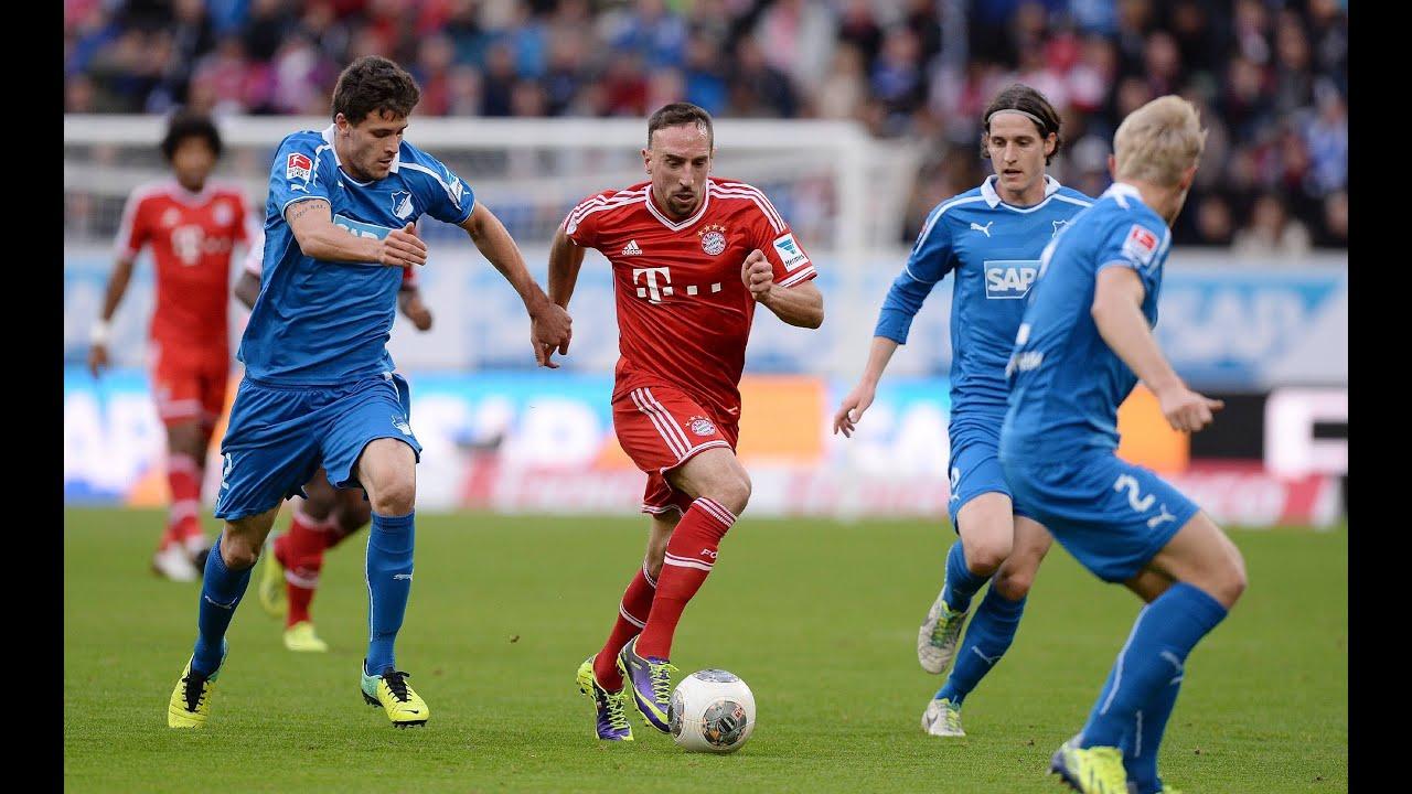 Fc Bayern V 1899 Hoffenheim 29 03 2014 Youtube