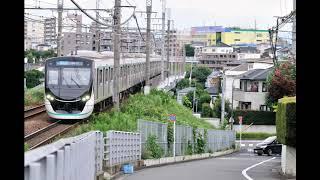 東急2020系 デハ2221形 長津田→(急行)→渋谷