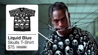 TRAVIS SCOTT OUTFITS IN HIGHEST IN THE ROOM [TRAVIS SCOTT CLOTHES]