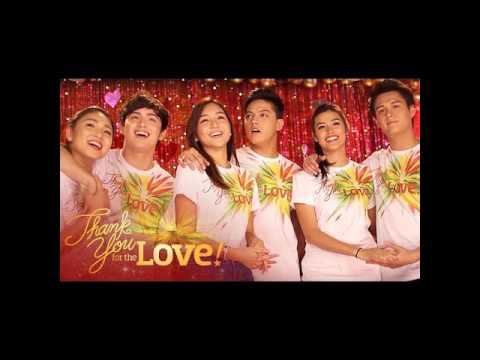 ABS-CBN Christmas Station ID 2015 ( Thank You For The Love ...