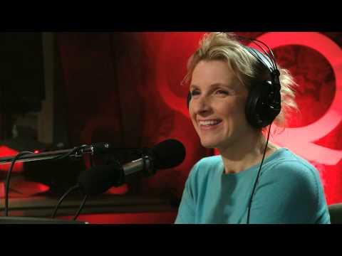 Eat Pray Love's Elizabeth Gilbert on Q TV
