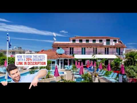 Acapulco Marinos Apartments, Laganas , Greece,  HD Review
